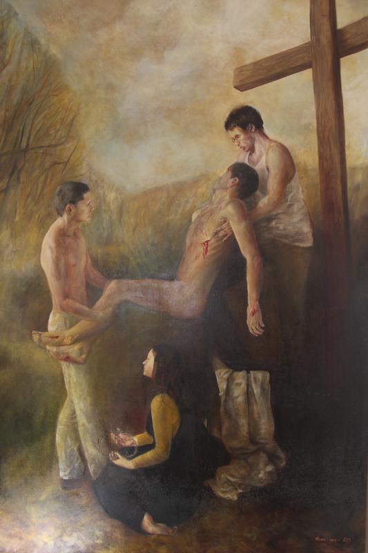 Snímanie z kríža - Noemi Nygard